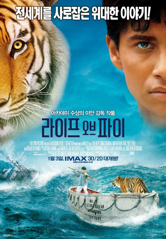 2013년 1월 첫째주 개봉영화